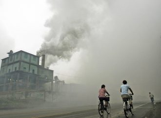 Chinese farmer 'studies law for 16 years' to defeat corporation dumping hazardous chemical waste near his land