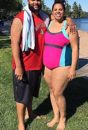 Couple reveals how they lost 215LBS together in less than a year