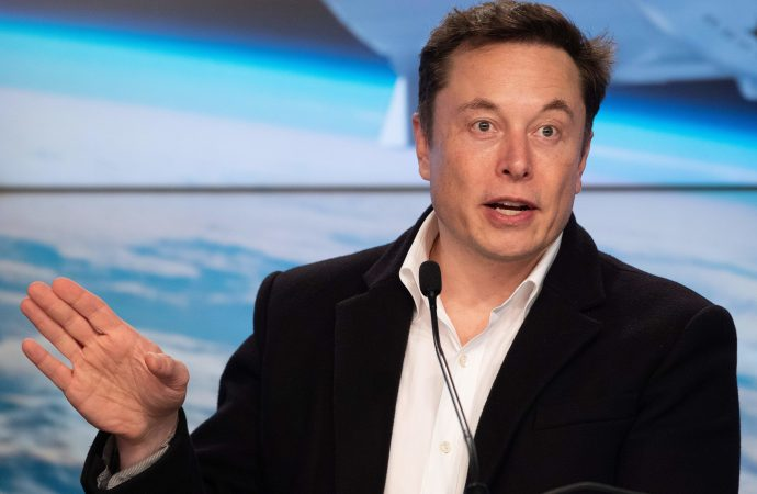 Elon Musk says SpaceX Starlink internet satellites are key to funding his Mars vision