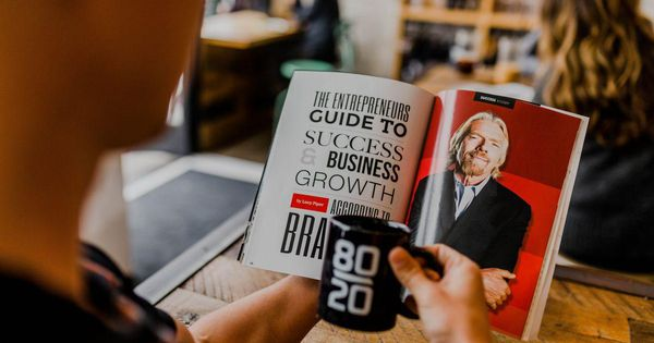 The Entrepreneur's Guide To Building A Personal Brand