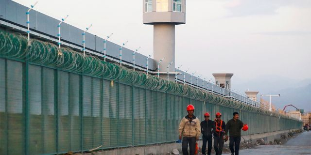 Chinese 'relatives' sent to Uighur homes, allegedly share bed with females while husband are in prison camp…
