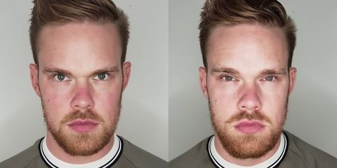 Here's What Staying Awake for 36 Hours Does to Your Face