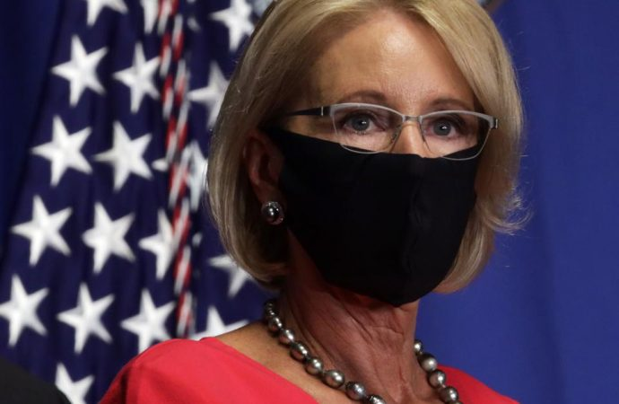 Second Federal Judge Slams DeVos For Trying To Divert Coronavirus Relief Funds From Poor Students To Richer Ones